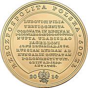 500 Złotych (Hedvigis) – obverse