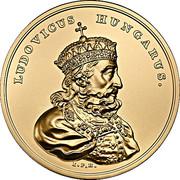 500 Złotych (Ludovicus Hungarus) – reverse