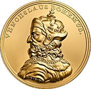 500 Złotych (Venceslaus Bohemus) – reverse