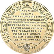 500 Złotych (Ioannes Albertus) – obverse