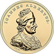 500 Złotych (Ioannes Albertus) – reverse