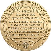 500 Złotych (Alexander) – obverse