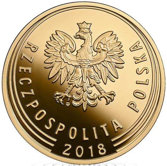 1 Złoty (100th Anniversary of Regaining Independence by Poland