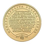 500 Złotych (Stephanus Batoreus) – obverse
