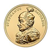 500 Złotych (Stephanus Batoreus) – reverse