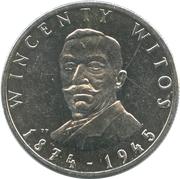 100 Złotych (Wincenty Witos) -  reverse