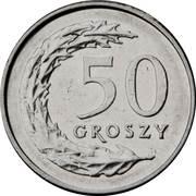 50 Groszy -  reverse