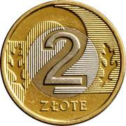 2 Złote -  reverse
