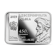 20 Złotych (450th Anniversary of the Union of Lublin) -  obverse