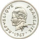 10 Francs (Silver Piedfort) – obverse