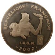 200 Francs – obverse