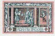 50 Pfennig (Freienwalde) – reverse