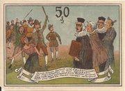 50 Pfennig (Neustettin) – reverse
