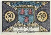 50 Pfennig (Pasewalk) – obverse