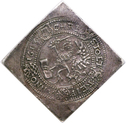 1 ½ Thaler - Philipp II. – reverse
