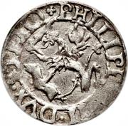 1/24 Thaler - Philipp II – obverse