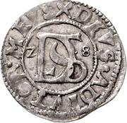 1 Doppelschilling - Bogislaus XIV. – reverse