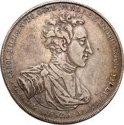 1 Thaler - Karl XII. – obverse
