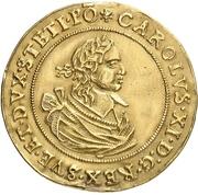 2 Ducat - Karl XI. – obverse