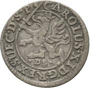 1/48 Thaler - Karl XI. – obverse