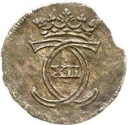 1 Sechsling - Karl XII. – obverse