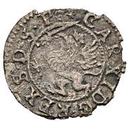1 Witten - Karl XI. – obverse