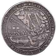 ½ Thaler - Gustav Adolph II. – obverse