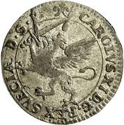 1/24 Thaler - Karl XI. – obverse