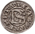 1 Doppelschilling - Philipp Julius III. – reverse