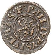 6 Pfennig - Philipp Julius III. – obverse