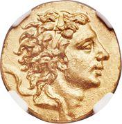 Stater - Mithridates VI (Pergamon) – obverse
