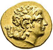 Stater - Mithridates VI Eupator (Tomis) – obverse