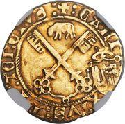 1 Zecchino - Calixtus III – obverse