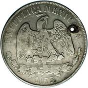 1 Dollar (Counterstamped) -  obverse