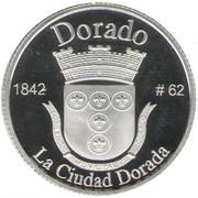 1 Peseta (Dorado) – reverse