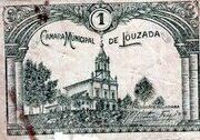 1 Centavo (Louzada) – obverse