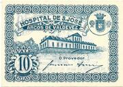 10 Centavos Arcos de Valdevez – obverse