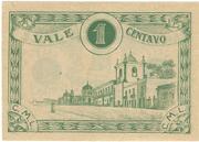 1 Centavo (Loule) – reverse
