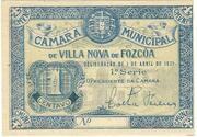 1 Centavo (Vila Nova De Fozcoa) – obverse
