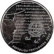 2½ Euro (Portuguese Language) -  obverse