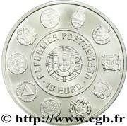 10 Euro (Ibero-America - Nautics) -  obverse