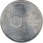 1000 Escudos (2004 UEFA Euro) – reverse