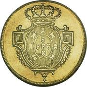 Peça - João Prince Regent – reverse