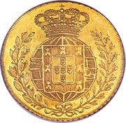 Peça - João VI – reverse