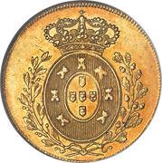 ½ Peça - Pedro IV – reverse