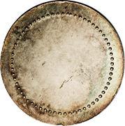 5000 Reis - Luiz I (Pattern) – reverse