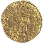Cruzado Calvario - João III (Lisbon) – obverse