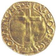 Cruzado Calvario - João III (Lisbon) – reverse