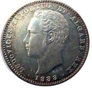 200 Réis - Luís I -  obverse