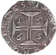 Cruzado - Afonso VI – reverse